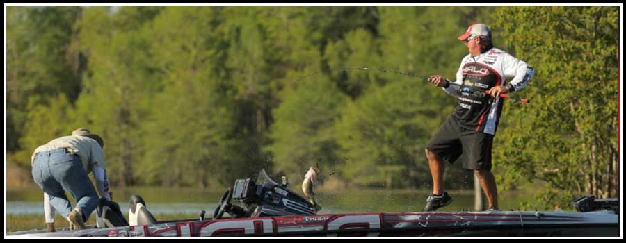Sight Fishing For Spawning Bass Could Play A Major Role In Toledo Bend Elite Series Event