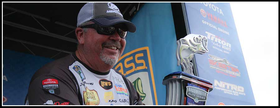 John Murray Wins Toledo Bend