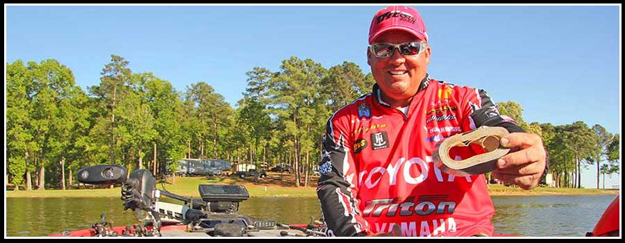Scroggins Held Together with Duct Tape At Toledo Bend