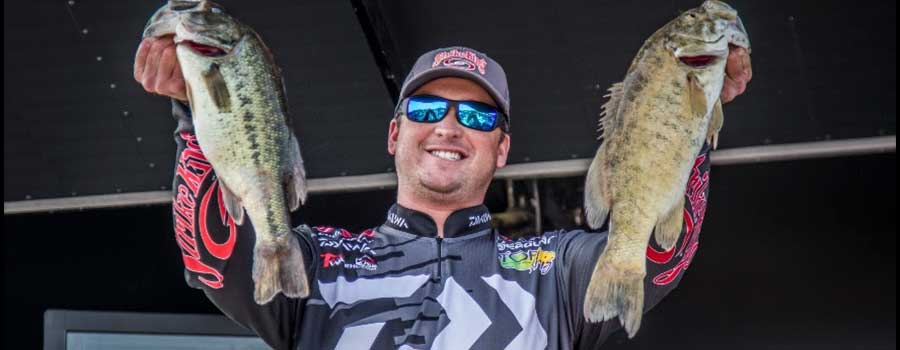 California's Cody Meyer Leads Day One of FLW Tour at Beaver Lake