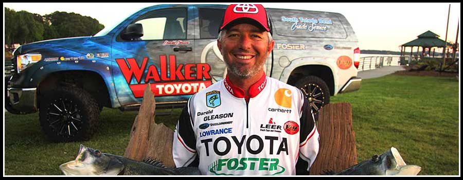 Respected Toledo Bend Guide Previews Elite Series Tournament