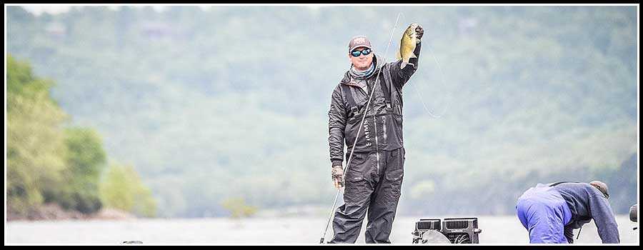 Meyer Retains Lead on Day Two of FLW Tour at Beaver Lake