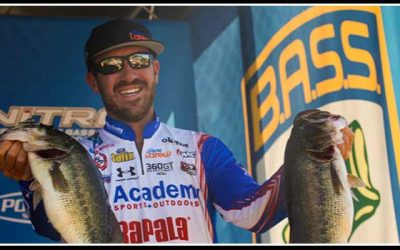Wheeler Grabs the Lead at Toledo Bend