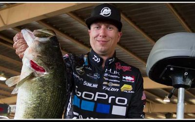 Ehrler Grabs Second at Sam Rayburn