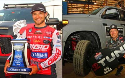 Palaniuk Won the Trophy, and Ehrler Won a Tundra