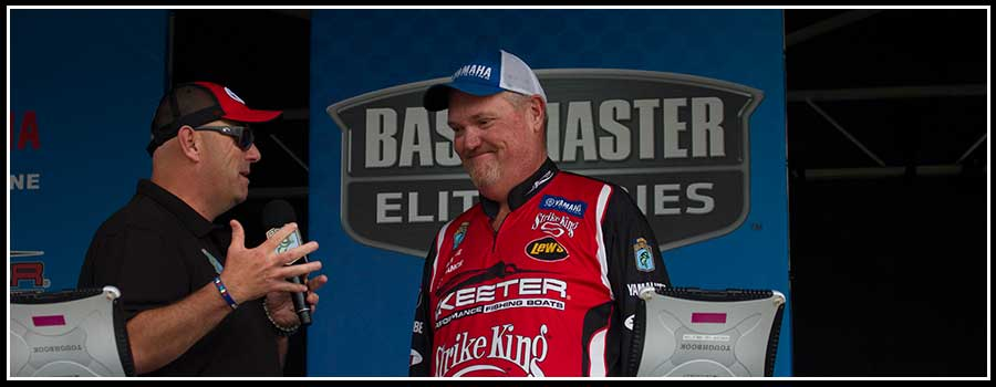 2nd for Davis at Lake Dardanelle