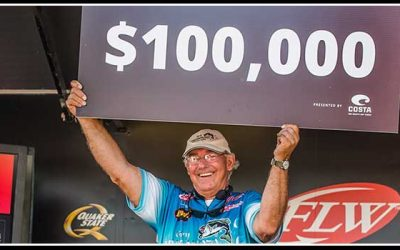Monsoor Wins FLW Tour on Potomac River
