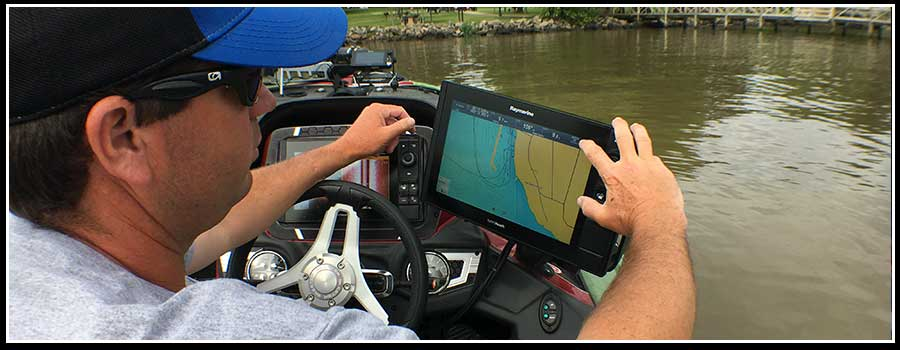 Cliff Pace Talks Raymarine Sidevision