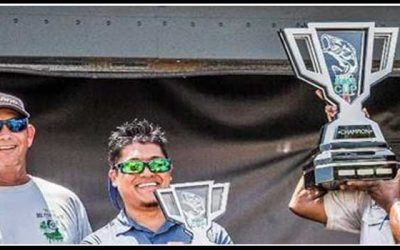 U.S.A. Bassin Wins Third Annual ICAST Cup presented by FLW on Lake Toho