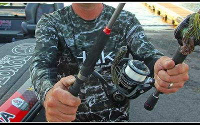 VanDam Says Look for more Largemouth on the St. Lawrence