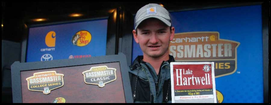 College Freshman Qualifies For The 2018 Bassmaster Classic