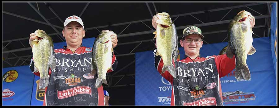 Bryan College Lions Extend Lead In Bassmaster College National Championship