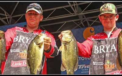 Bryan College wins Carhartt Bassmaster College Series National Championship