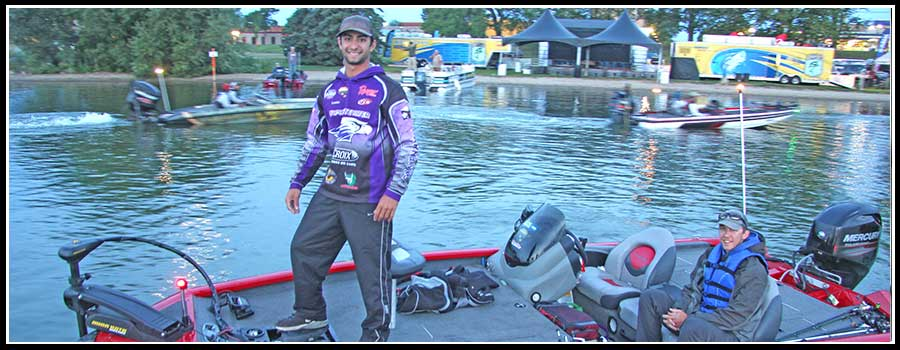 Heart Trumps Fiberglass and Horsepower at Carhartt Bassmaster College Series National Championship