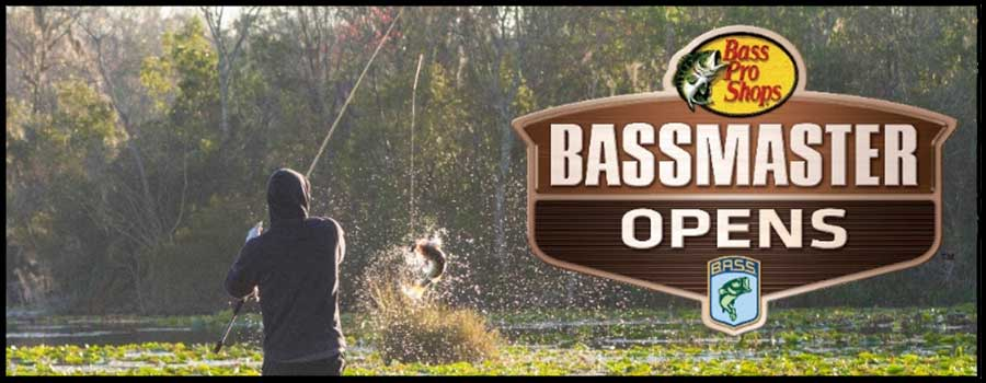National Championship Highlights 2018 Bassmaster Opens Series Tournament Lineup