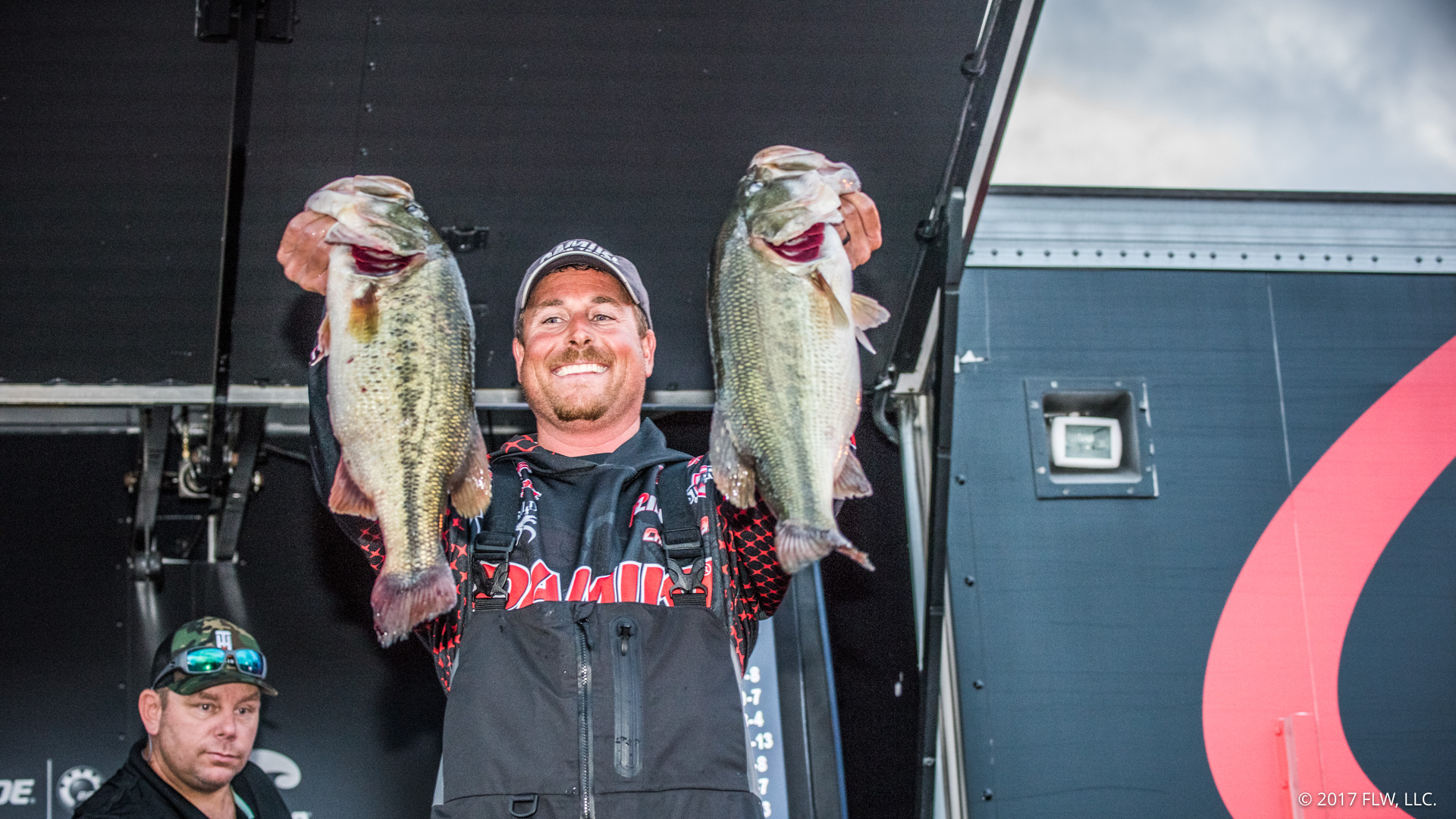 Thrift leads day one of costa flw series championship on for Professional fish keepers