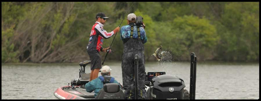 Toyota Bassmaster Texas Fest To Be Held On Lake Travis In Central Texas