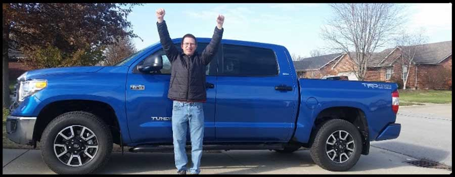 Indiana Resident Wins Bassmaster Toyota Tundra Ultimate Truck Giveaway
