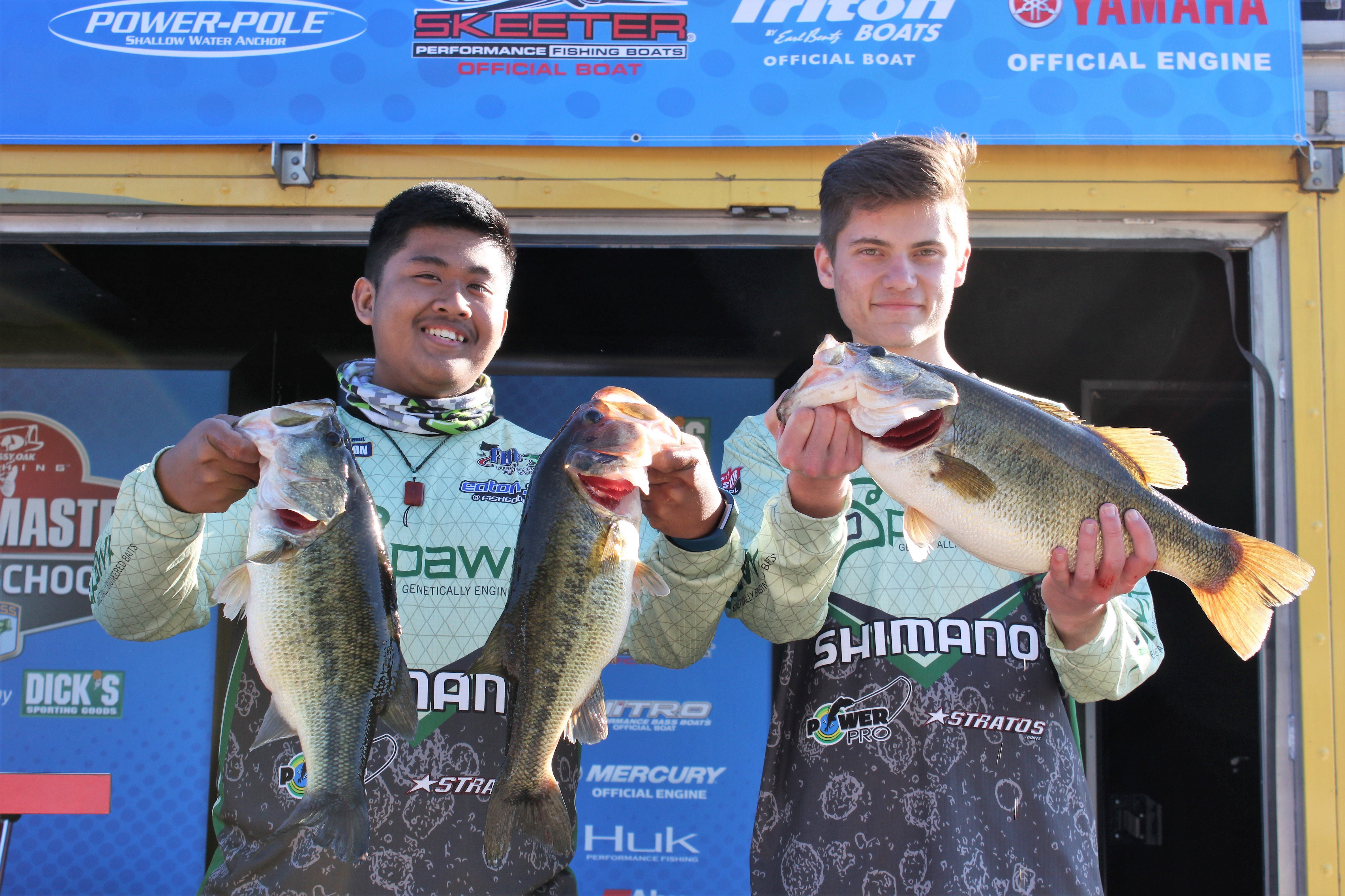 Chicago Team Wins Bassmaster High School Central Open