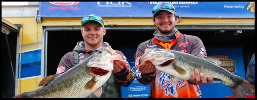 Double-Digit Bass Lifts Wisconsin-Platteville To Top Spot In Bassmaster College Series Central Tour