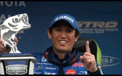 Takahiro Omori Wins Bassmaster Elite Series Opener At Lake Martin, Alabama