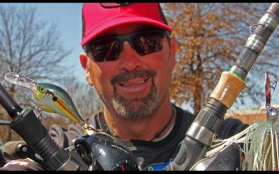 2 Lures Swindle will use in the Bassmaster Classic