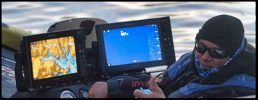 Raymarine Four Converge on the Classic