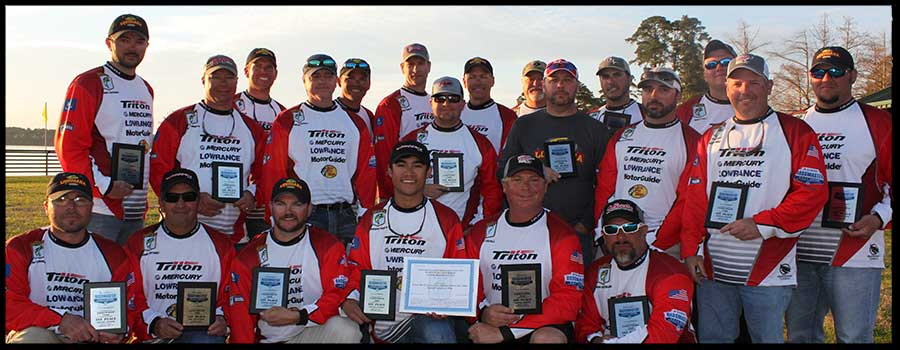 Louisiana Claims Team Title In B.A.S.S. Nation Regional Bass Championship