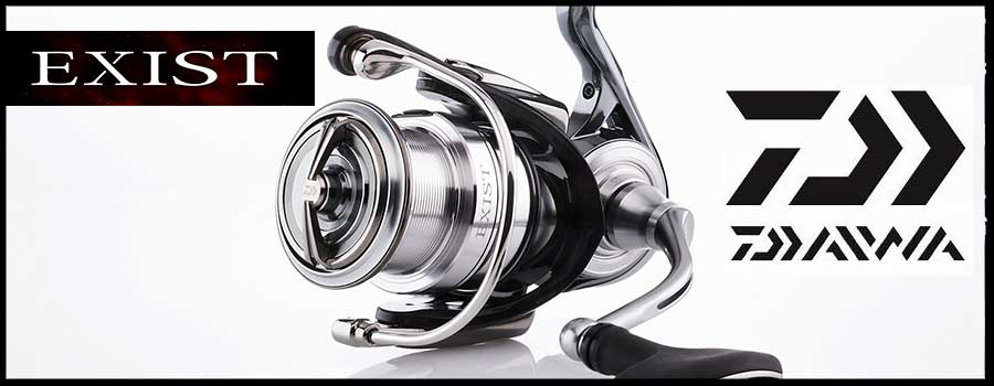 EXIST SPINNING REELS… 60 Years of Daiwa Innovation