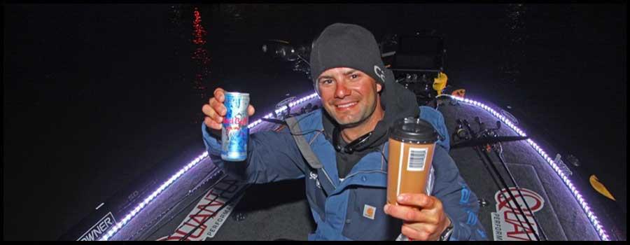 Matt Lee: Misplaced Wallet and a Lot of Caffeine