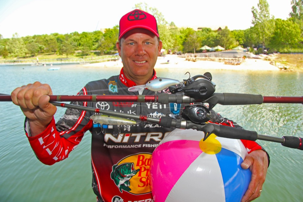 Two Summer Lures VanDam Won't Leave Home Without | Pepper