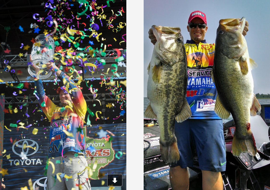 Toyota Bassmaster Texas Fest Tournament To Be Held On