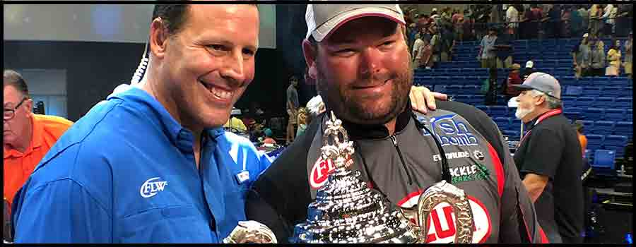 Forrest Wood Cup Set For Return to Lake Ouachita in Hot Springs, Arkansas