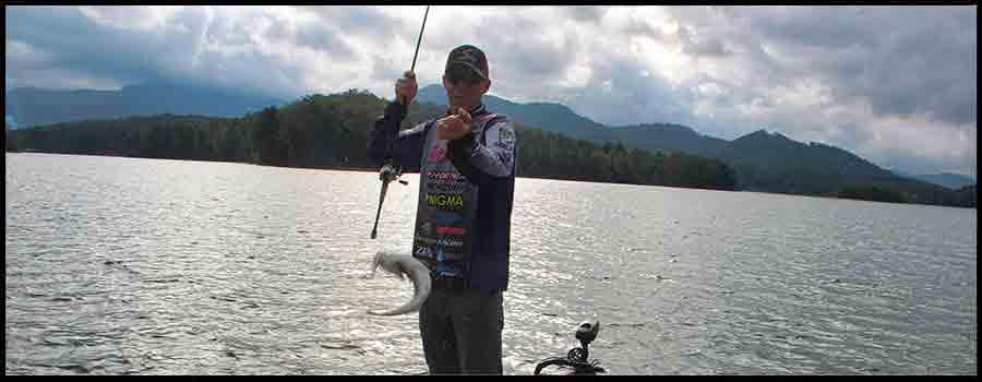 Aaron Martens' Lake Chatuge AOY Championship Recap