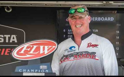 Discovery Bay's Troughton Wins Costa FLW Series Western Division Finale on California Delta Presented by Power-Pole