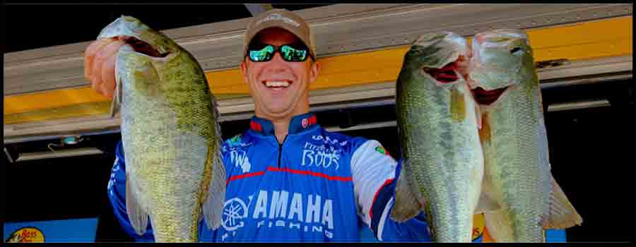 Patrick Walters Grabs Lead In Bassmaster Open At Douglas Lake