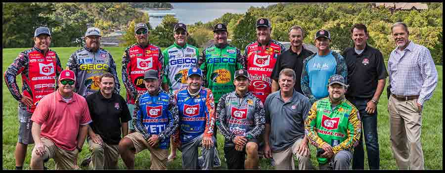 MLF Announces 80 Anglers Set for New Bass Pro Tour
