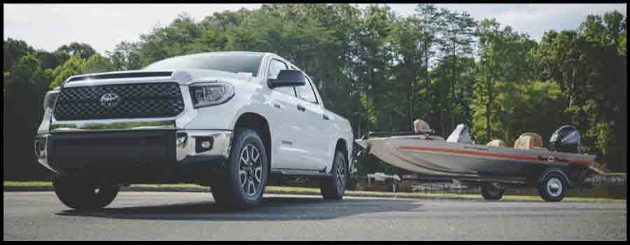Martin Truex Jr. Foundation Sweepstakes Offers Chance to Win a Toyota Tundra and Bass Tracker Boat