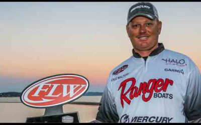 Florida's Walters Wins Costa FLW Series Championship on Lake Guntersville