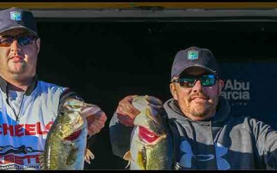 Wisconsin Bass Team Grabs First-Round Lead In Bassmaster Team Championship In Florida