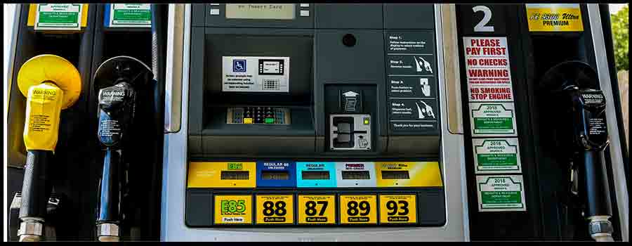 Ethanol Misfueling Danger Laid Bare: Gas Pump Photos