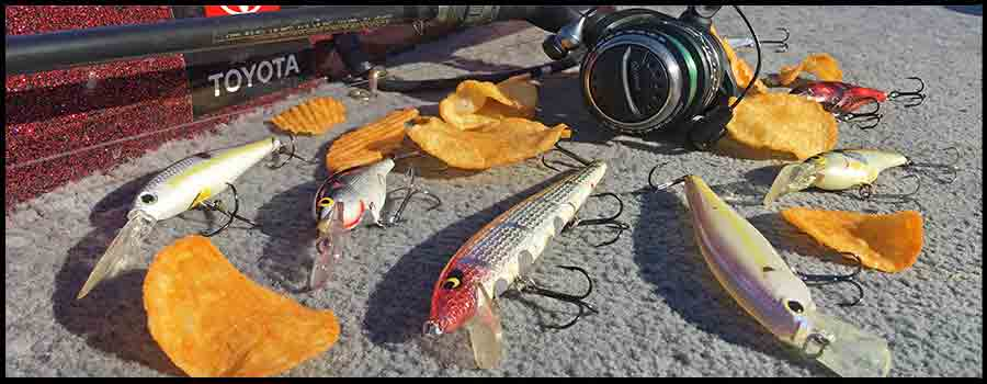Cast Your Cold Water Crankbaits with Spinning Tackle
