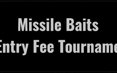 Missile Baits To Hold No Entry Fee Tournaments