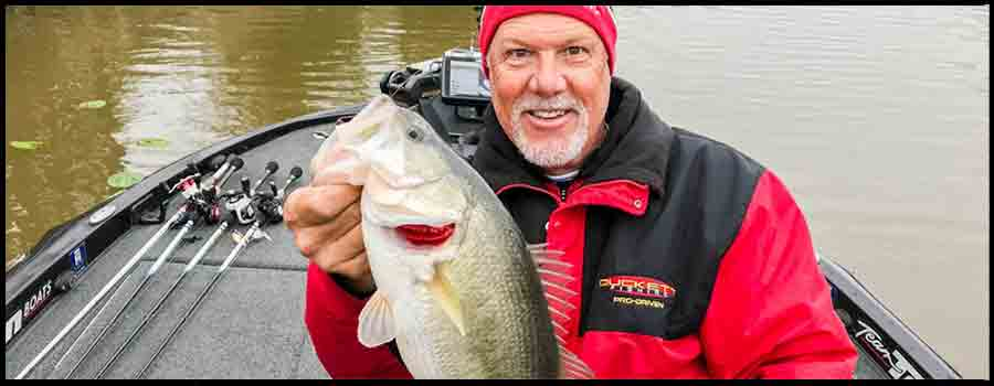 Duckett Leads Top 10 Anglers into Championship Round of Bass Pro Tour Huk Stage Two Conroe