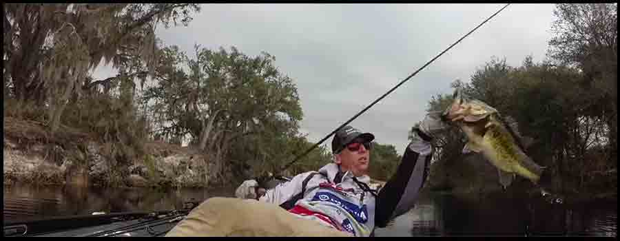 My First Day on the NEW JOB!… MLF Bass Pro Tour Stage 1 (part1)