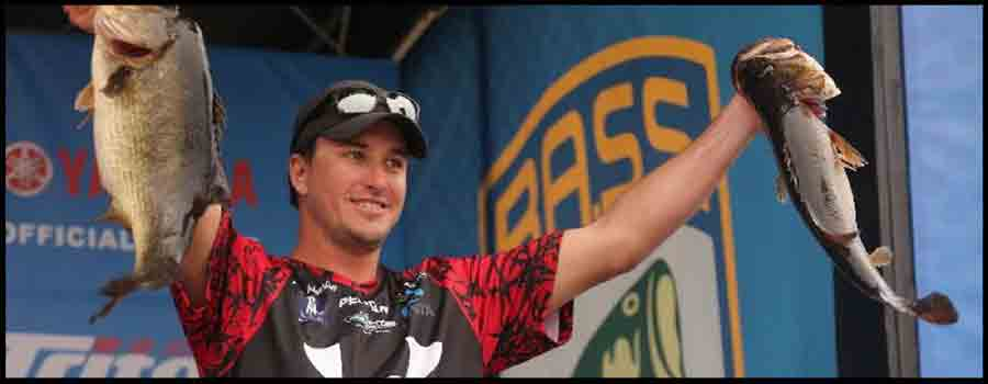 Gigantic Catches Highlight Memorable Day At Bassmaster Elite At St. Johns River