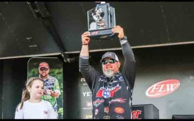 Georgia's Gross Wins FLW Tour at Lake Toho Presented by Ranger Boats