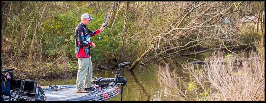 Strader Finishes on Top of Elimination Round 1 at Conroe