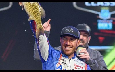 Wheeler Takes Over Lead At Bassmaster Classic On Tennessee River