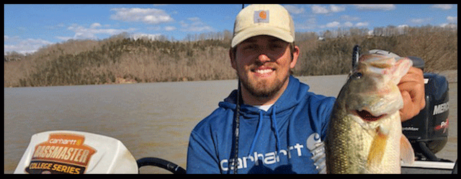 Getting to know Carhartt College Series Bassmaster Classic Qualifier Nick Ratliff
